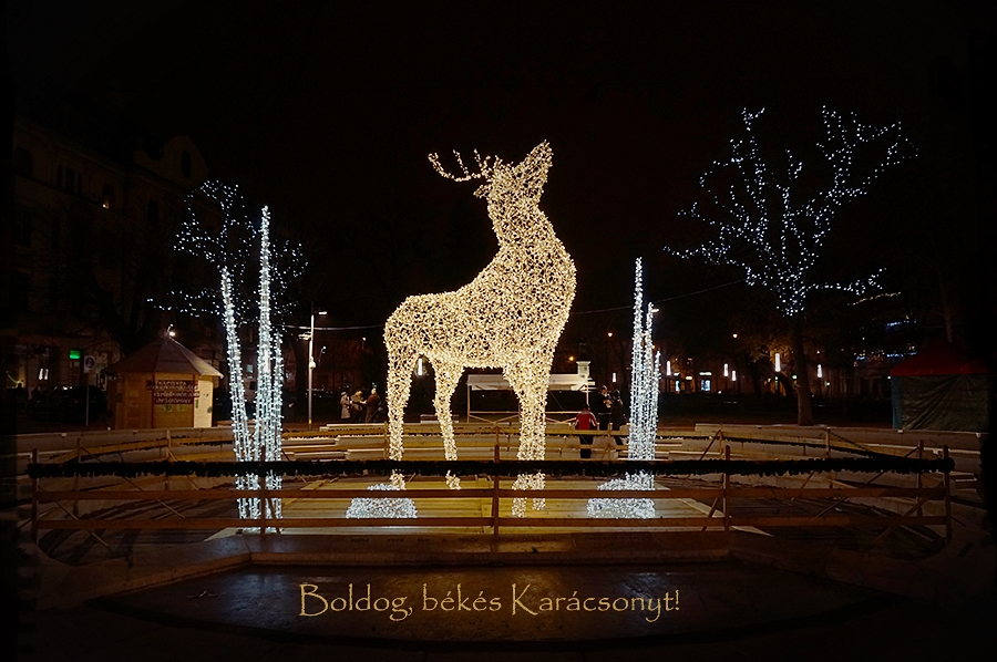 Boldog, Békés Karácsonyt!